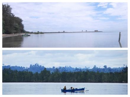 Pantai Teluk Lombok - Dok. Pribadi
